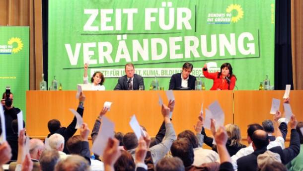 Votum der Grünen erzürnt SPD und Linke