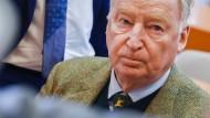 AfD-Fraktionsvorsitzender im Bundestag Alexander Gauland