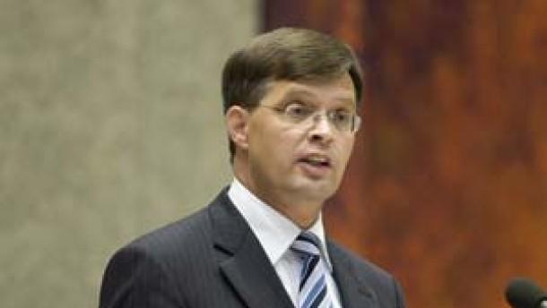 Drittes Kabinett Balkenende vereidigt