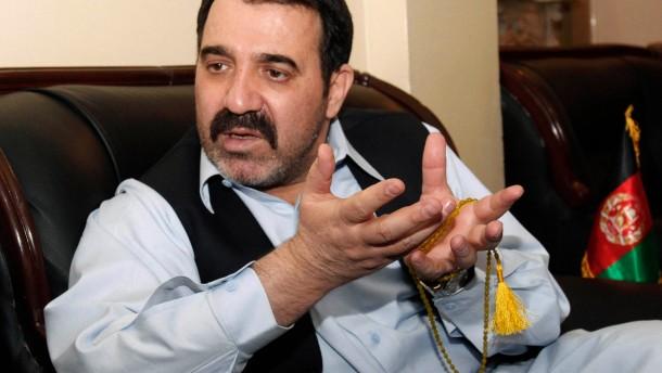 Halbbruder von Präsident Karzai stirbt bei Attentat