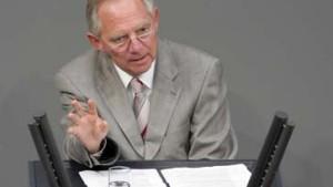 Künast lobt Schäuble