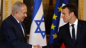 Netanjahu greift Erdogan an