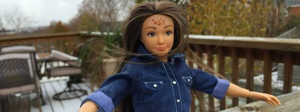 Eine sehr durchschnittliche Puppe: Lammily