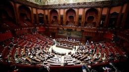 Wie Draghi Italiens Parteienlandschaft verändert