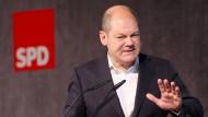 Scholz erinnert SPD an ihre Wurzeln als Arbeiterpartei