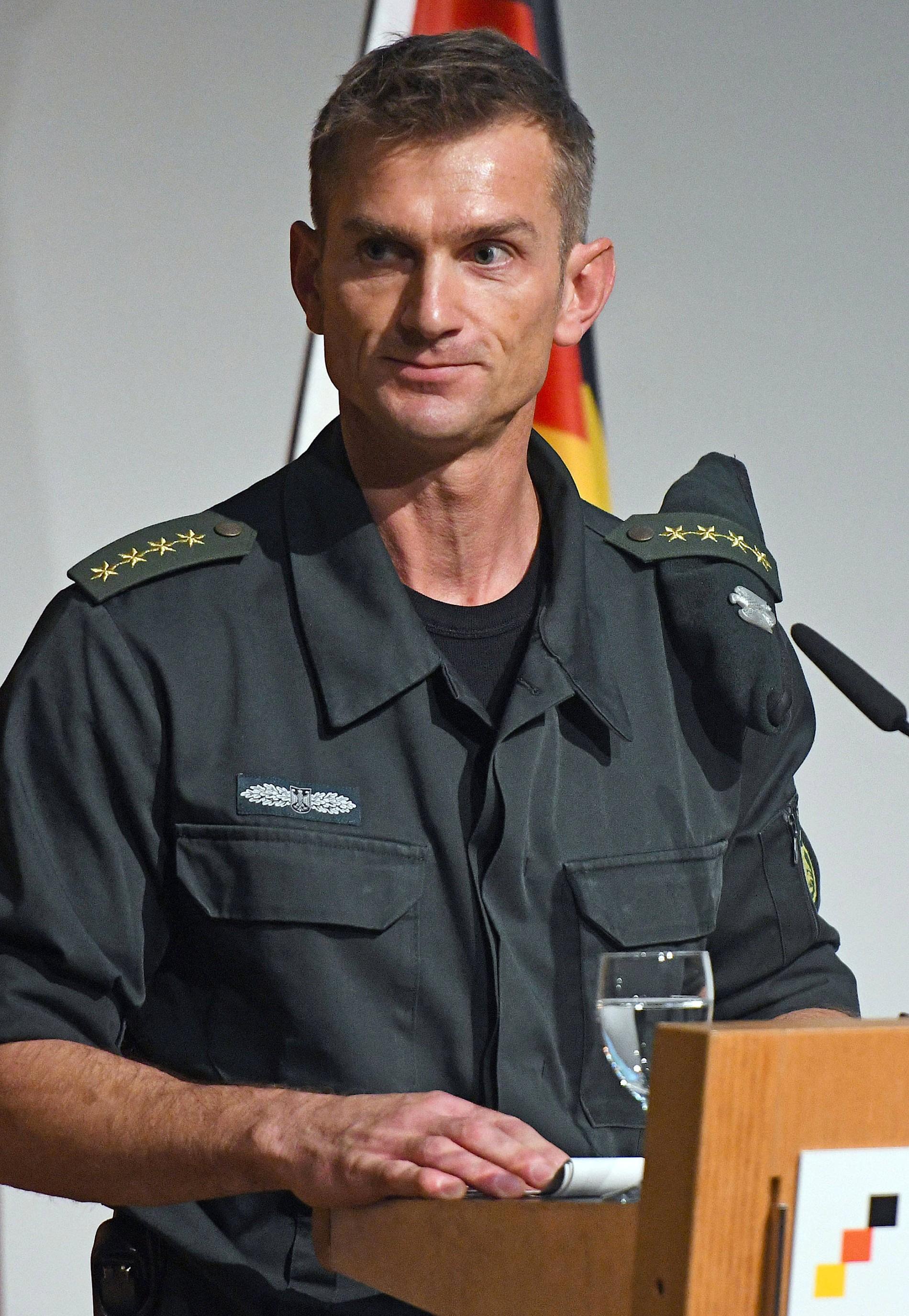 Die Deutsche Polizei Gsg 9 Verbrechen Gesellschaft 11