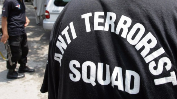 Deutsche wegen Terrorverdacht festgenommen