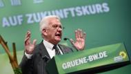 Kretschmann will Grüne zur Wirtschaftspartei machen