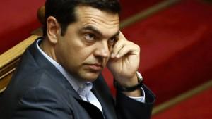Griechischer Minister deutet baldige Neuwahl an