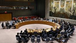 Paris und Berlin für ständigen deutschen Sitz im UN-Sicherheitsrat