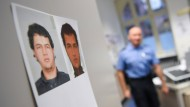 Fahndungsfotos des später in Italien erschossenen Berlin-Attentäters Anis Amri.