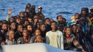 Das tödliche Geschäft mit den Flüchtlingen