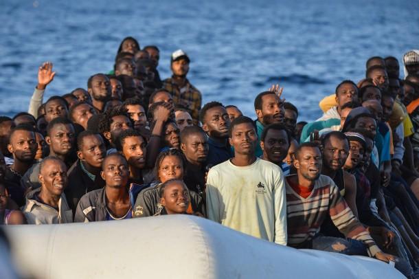 Bei der Überfahrt über das Mittelmeer sterben derzeit so viele Menschen wie noch nie.