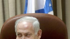Netanjahus Angebote