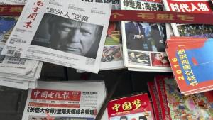 Warum Chinas Medien einen Gang runterschalten sollen