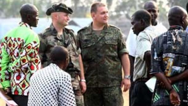 Von Kongo nach Sudan?