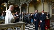 Kirchlicher Segen für schwulen CDU-Politiker und Partner
