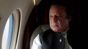 Pakistans Ministerpräsident des Amtes enthoben