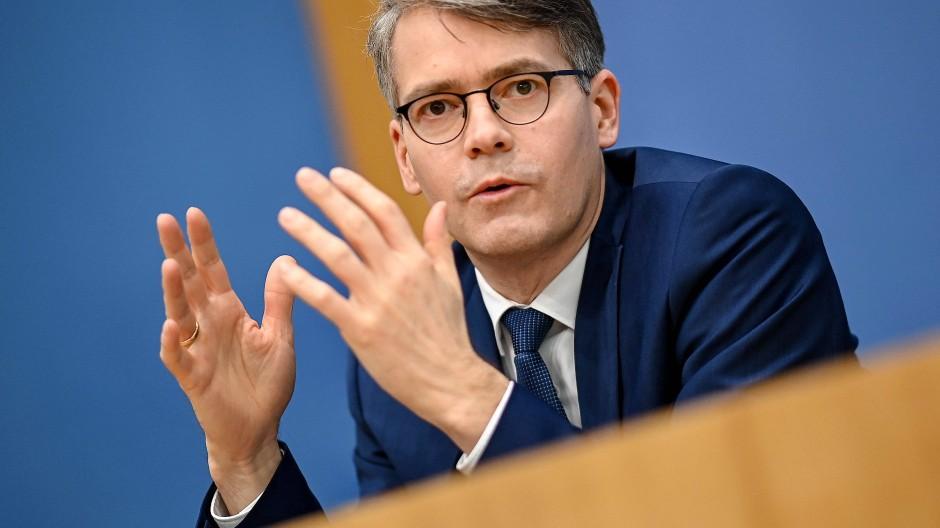 Stefan Hennewig, Bundesgeschäftsführer der CDU