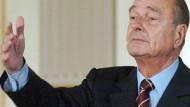 Im Namen der Toleranz gegen das Kopftuch: Jacques Chirac