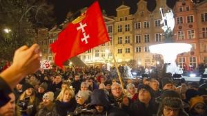 Polen protestieren gegen Hass