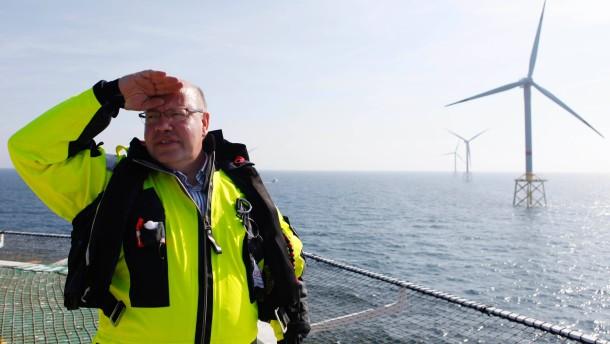 Altmaier fliegt mit Skepsis zum UN-Klimagipfel