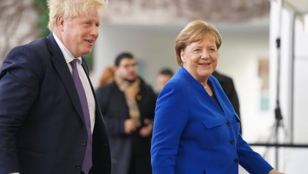 Merkel nennt Einigung historisch