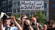 Merkel geht auf Distanz zum Generalbundesanwalt