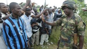 Friedensvertrag für Liberia unterzeichnet