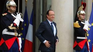 Hollande kann auf solide Mehrheit hoffen