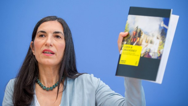 Amnesty wirft deutschen Behörden Versagen vor