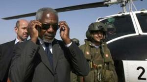 Annan: Blockade beenden