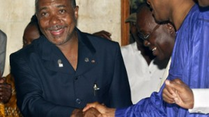 Präsident Taylor will am 11. August zurücktreten