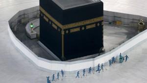 Nicht mehr nach Mekka pilgern?