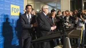 2013: Die FDP fliegt aus dem Bundestag