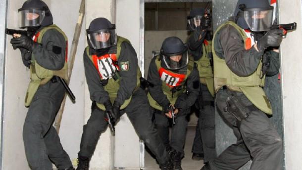 GdP: Ansehen der Polizei gefährdet
