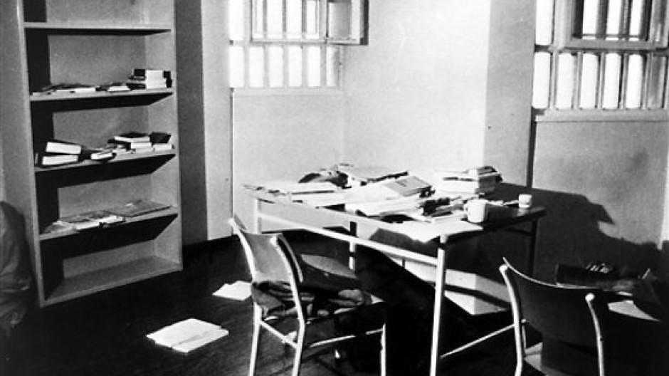 Stuttgart, 1975: Die Gefängniszelle von Gudrun Ensslin