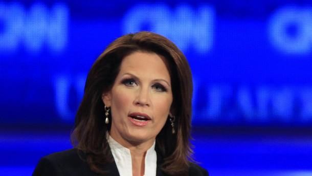 Michele Bachmann will Präsidentin werden