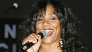 Wurde nur 60 Jahre alt: Joni Sledge, aufgenommen während eines Auftritts im Jahr 2006 in Los Angeles