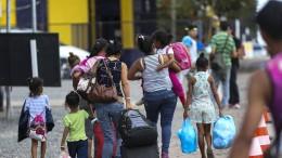 Deutlich mehr Asylbewerber in der EU