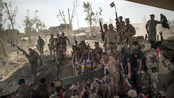 Irakische Regierung verkündet Sieg in Mossul