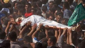 Israelische Soldaten töten binnen 24 Stunden elf Palästinenser