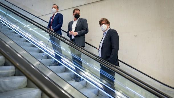 """FDP-Generalsekretär: """"Schulden schaffen keine Zukunft"""""""