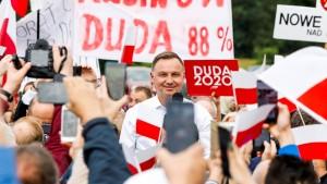 Kann Duda der Präsident aller Polen werden?