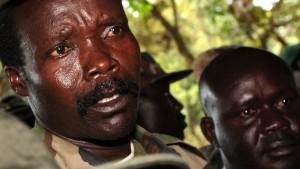 Amerika weitet Jagd auf Joseph Kony aus