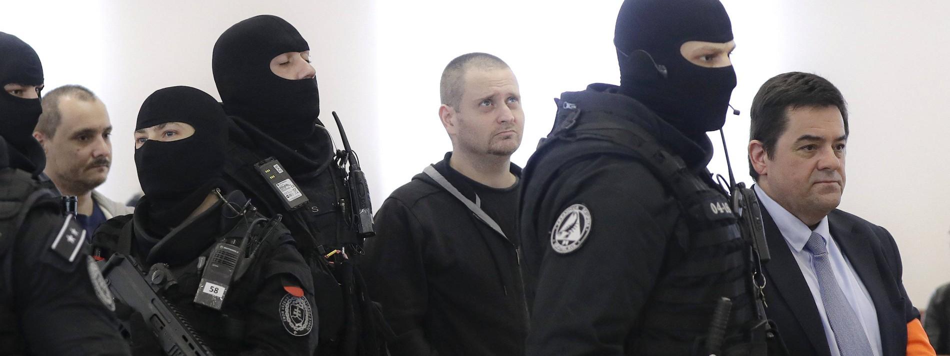 Ein Vierteljahrhundert Haft für Journalistenmörder