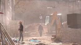 Vereinigte Staaten gestatten Siedlungsbau der Israelis