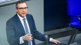 CDU-Abgeordneter Pfeiffer kandidiert nicht wieder