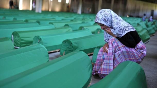Srebrenica für Anfänger