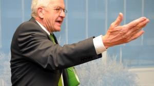 Grün-Rot legt Gesetz zur Kündigung von Stuttgart 21 vor